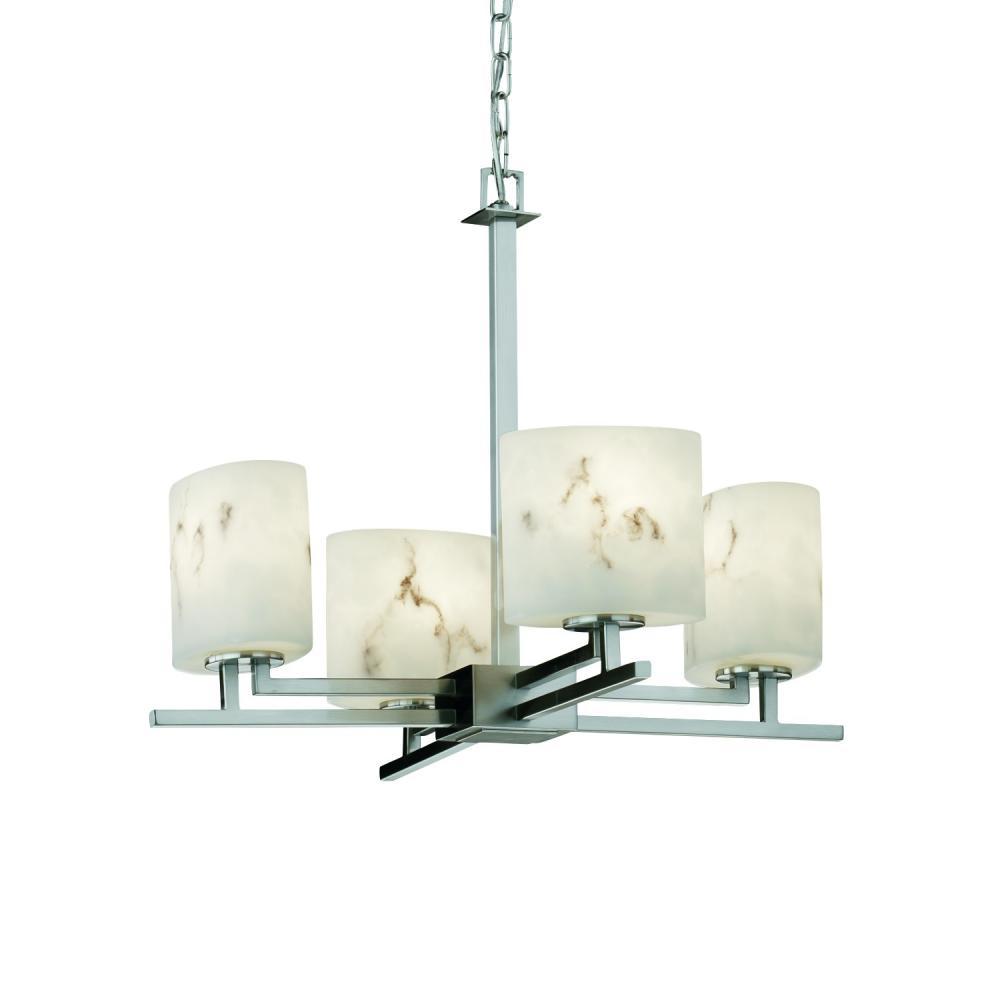 Aero 4-Light Chandelier : MMGWA   Andrews Lighting Gallery